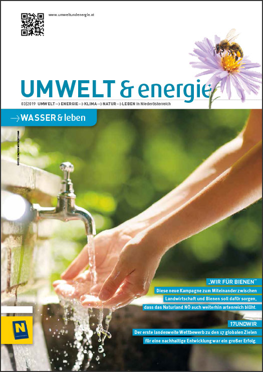 Cover UMWELT & energie 03/2019